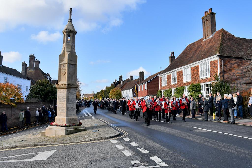 Burwash Remembrance Day